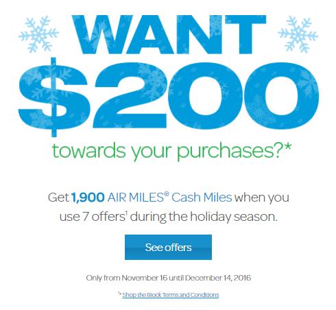 Air Miles消费积分项目简介及累积技巧