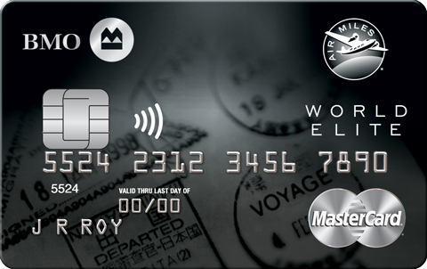bmo-air-miles-world-elite-mastercard