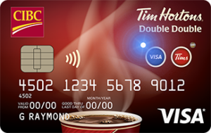Tim Horton's Rewards积分项目上线