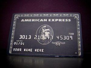 运通白金卡:最纯粹的信用卡,最高级的享受
