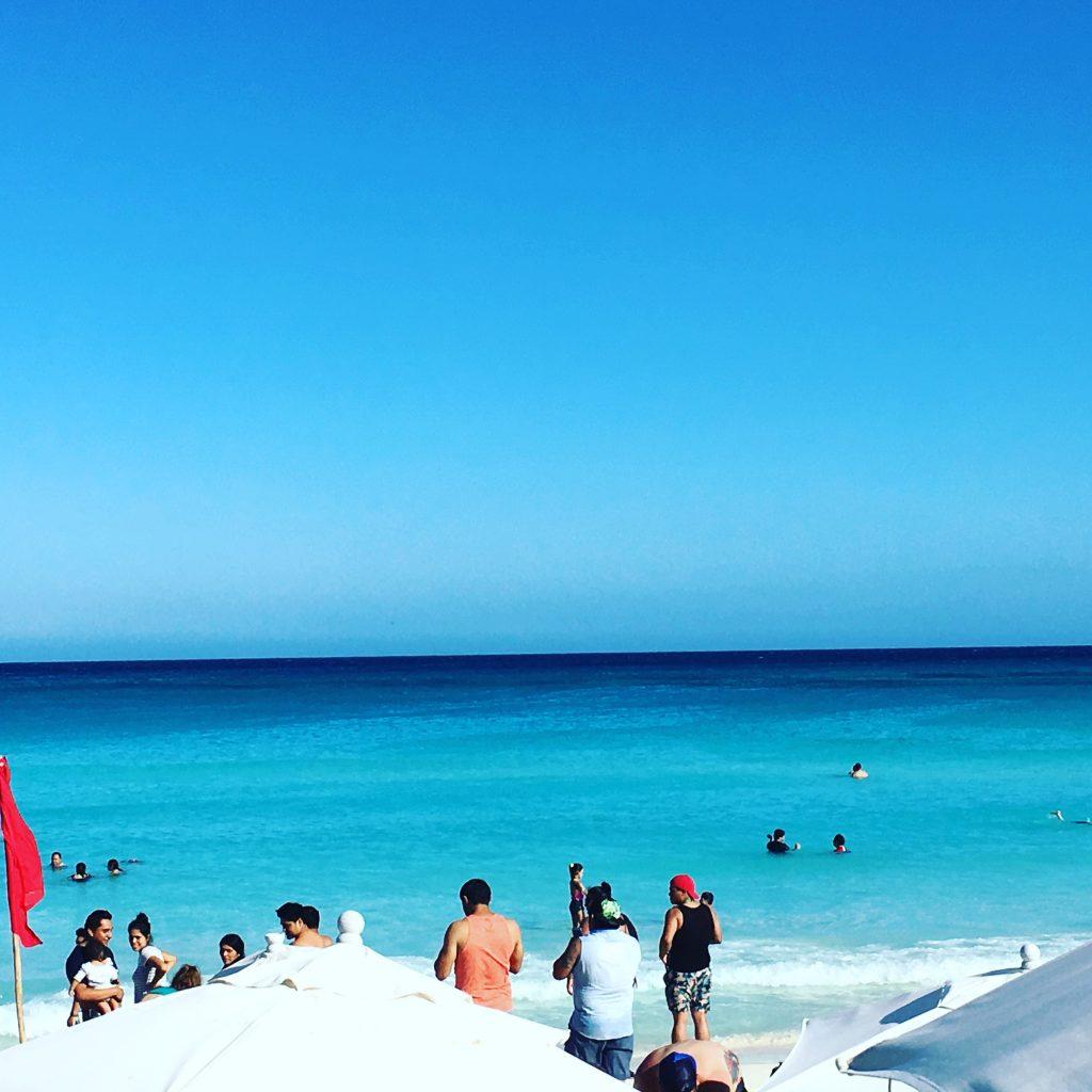 墨西哥坎昆阳光海滩七日游记攻略