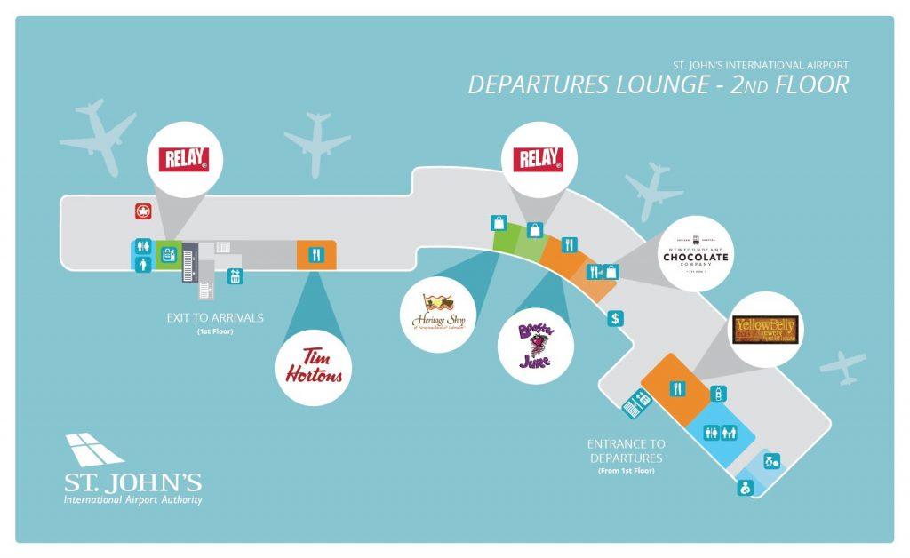 圣约翰斯机场完成第一阶段扩建