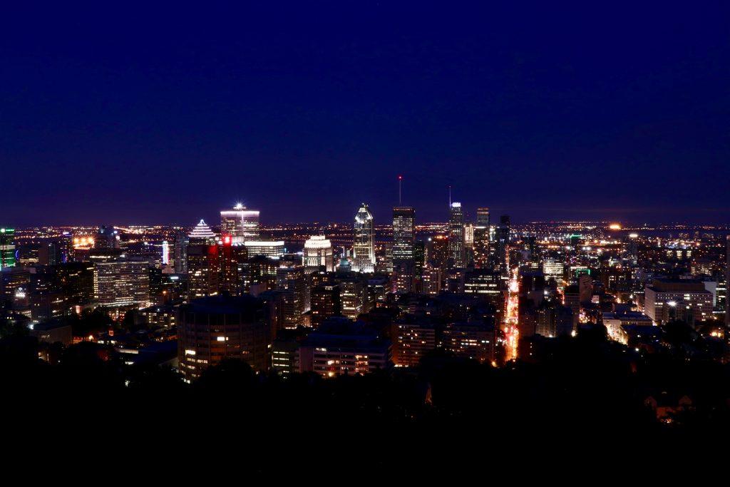 蒙特利尔、魁北克城自驾三日游