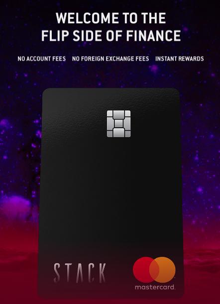 STACK Prepaid MasterCard的羊毛